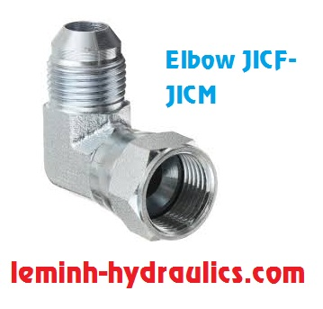 Adaptor Elbow JIC F - JIC M
