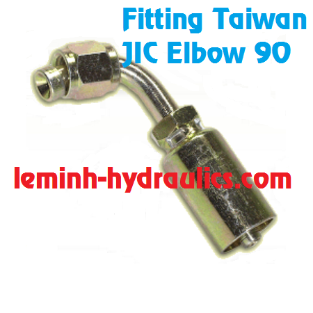 Fitting Taiwan JIC Elbow 90
